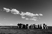 At Carhenge near Alliance, Nebraska.