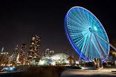Centennial Wheel at Navy Pier in Chicago, Illinois